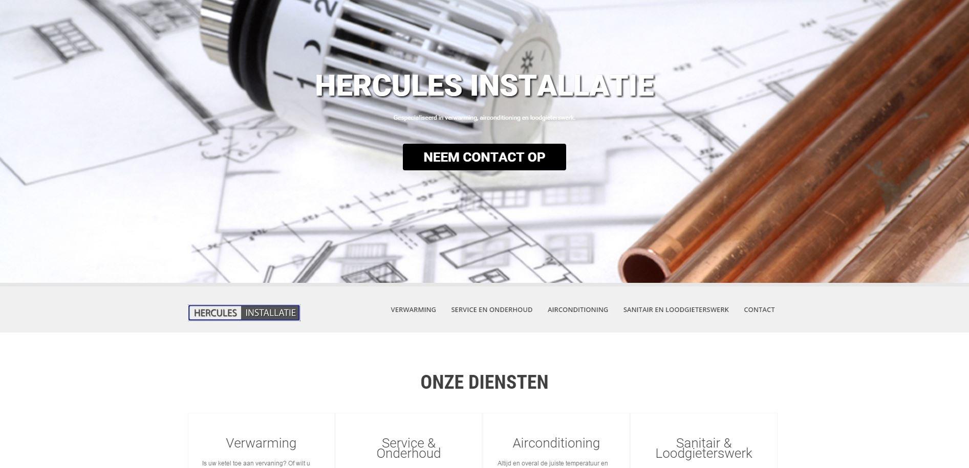 Hercules Installatie